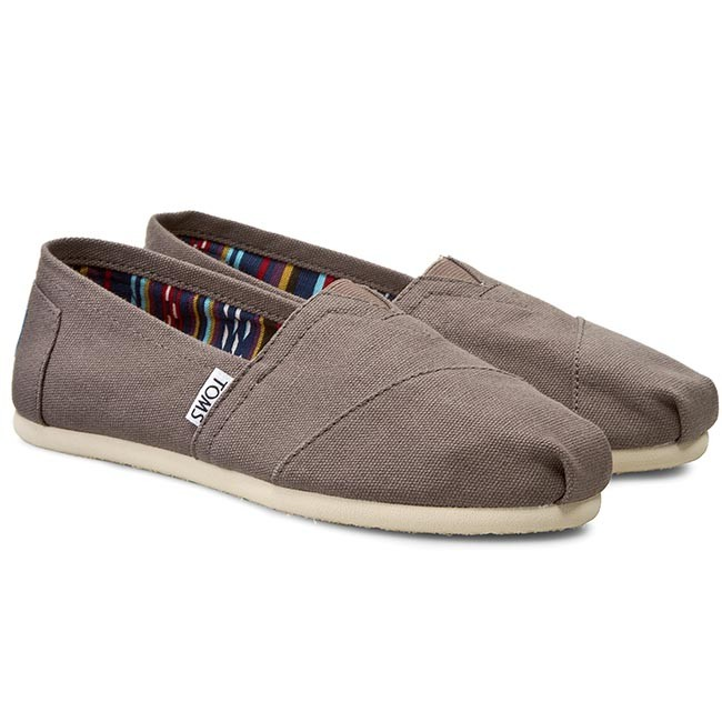 Chaussures Basses Toms Classic 10000871 Ash