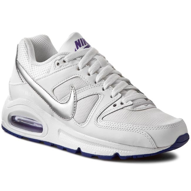 brand new competitive price cost charm Chaussures NIKE - Air Max Command (Gs) 407626 125 White/Metallic ...