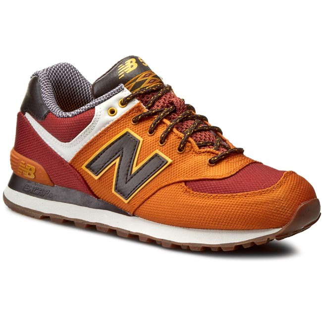 chaussure homme new balance orange