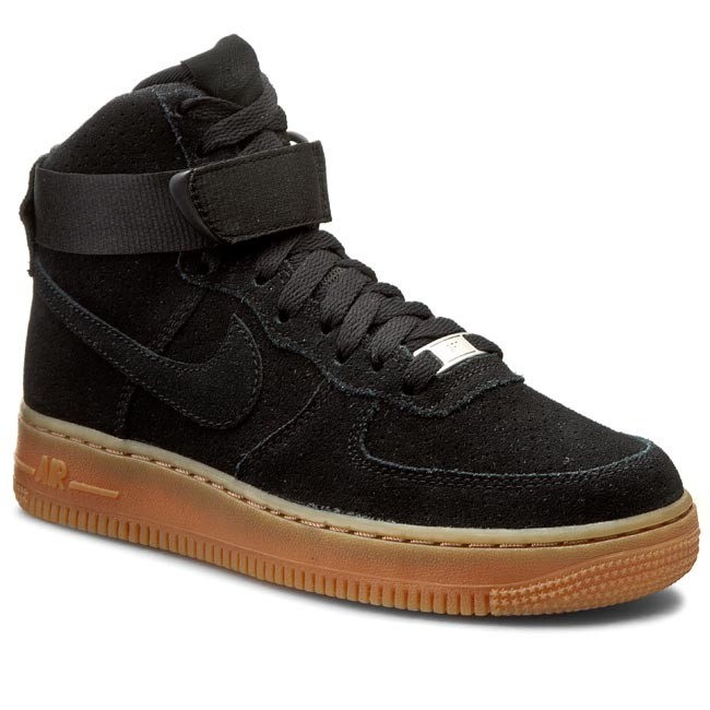 nike air force 1 high femme suede