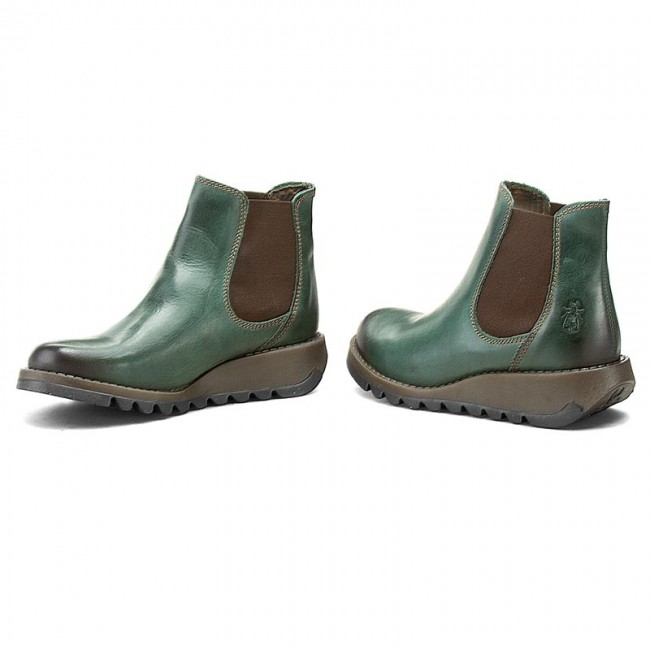 P143195006 Petrol London Bottines Salv Fly Chelsea thdQrxCs