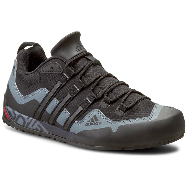 Chaussures D67031 Swift Solo Black1black1lead Adidas Terrex oxrCBde