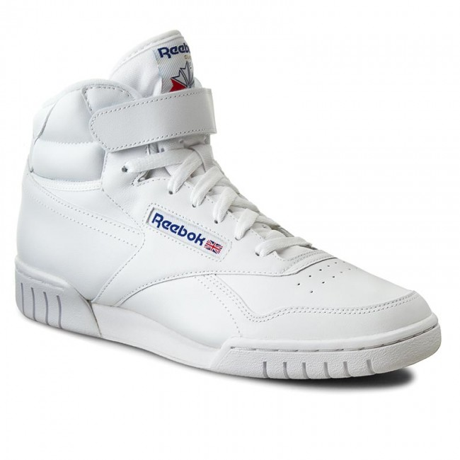 Chaussures Reebok Ex O Fit Hi 3477 White Int