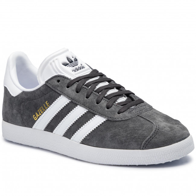 Chaussures adidas - Gazelle BB5480 Dgsogr/White/Goldmt