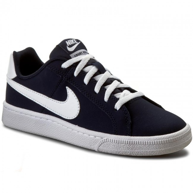 Chaussures NIKE Court Royale (GS) 833535 400 ObsidianWhite