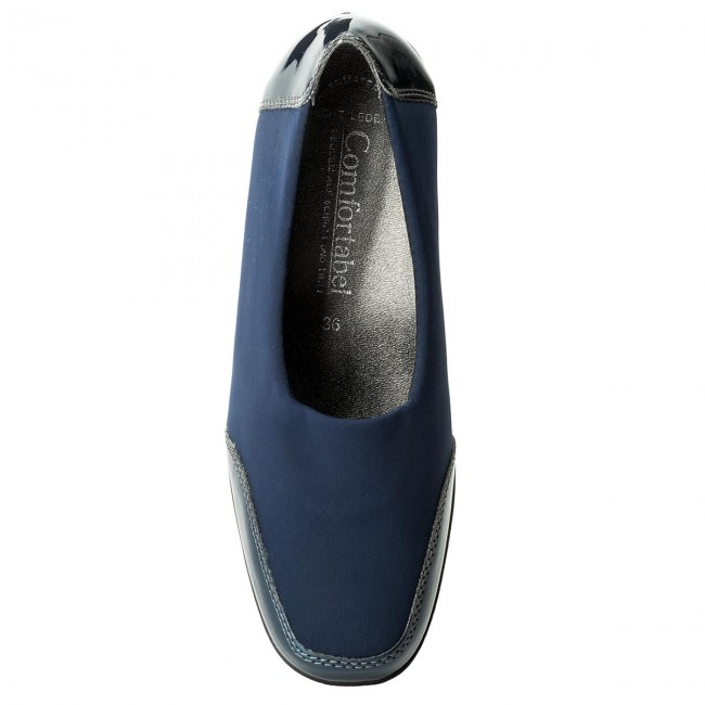 Chaussures Basses Comfortabel 941972 Navy 5