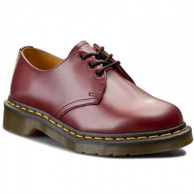 Chaussures basses DR. MARTENS 1461 59 10085600 Cherry Red