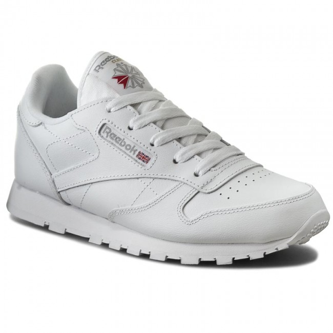 Chaussures Reebok Classic Leather 50172 White