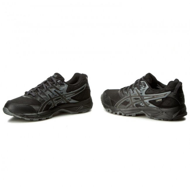 Chaussures ASICS Gel Sonoma 3 G Tx GORE TEX T727N BlackOnyxCarbon 9099