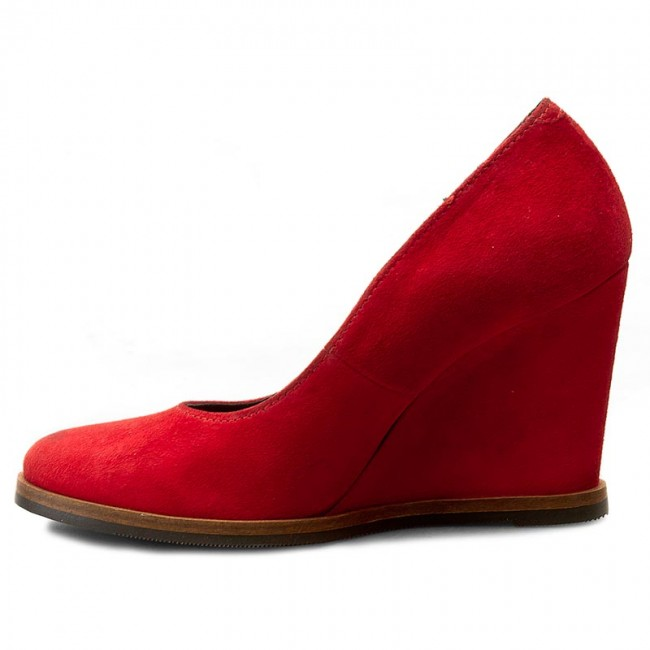 Simen 0019 w K Chaussures Basses rosso Qsrthd