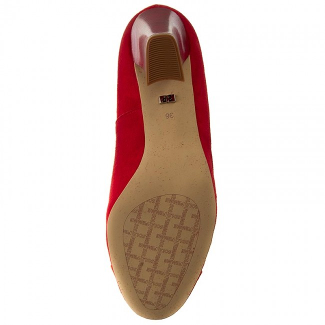 00 Basses Rouge g13 97604 04 Chaussures Solo g23 Femme 01 29WbeIYEHD