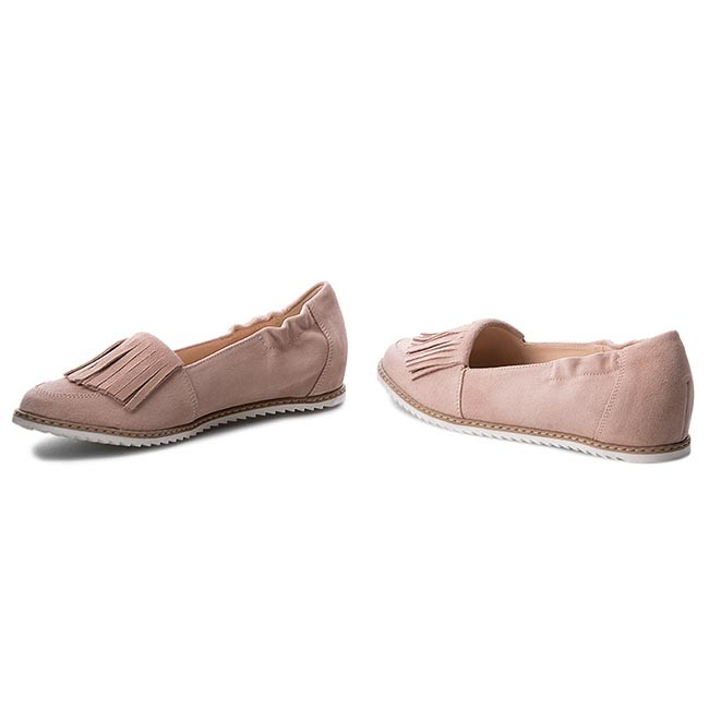 64 7469 Beżowy Basses Wojas Chaussures jSqzpUVLMG