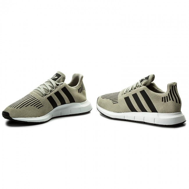 Chaussures adidas Swift Run CG4114 SesameCblackFtwwht