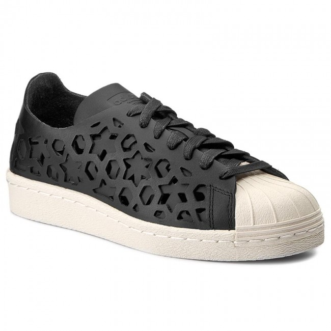 Chaussures adidas Superstar 80s Cut Out W BY2120 CblackCblackOwhite