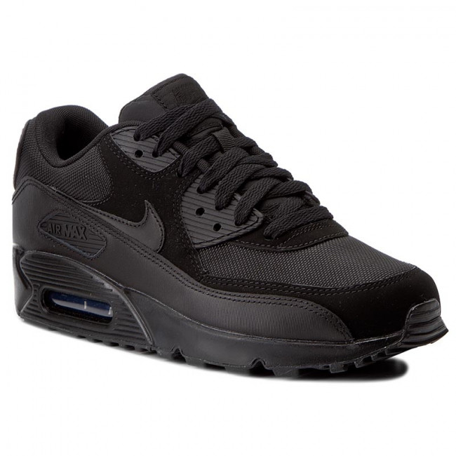 Chaussures NIKE Air Max 90 Essential 537384 090 BlackBlackBlackBlack