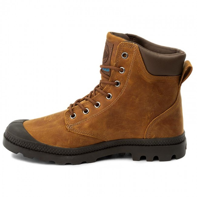 Cuff carafe Sunrise Lux nbsp; m Bottes 73231 De Pampa Wp 733 Randonnée Palladium N0wvm8On