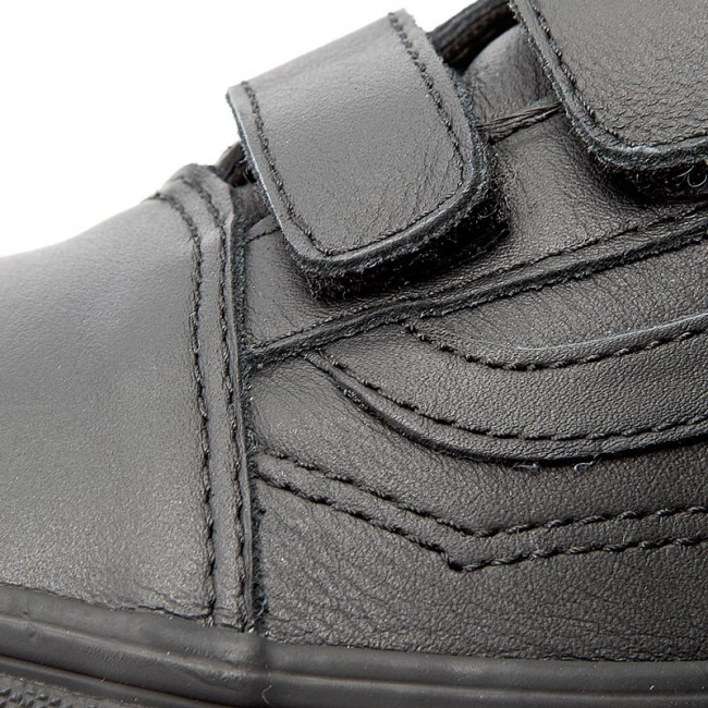 Chaussures basses VANS Old Skool V VA3D29OOZ (Mono Leather) Black