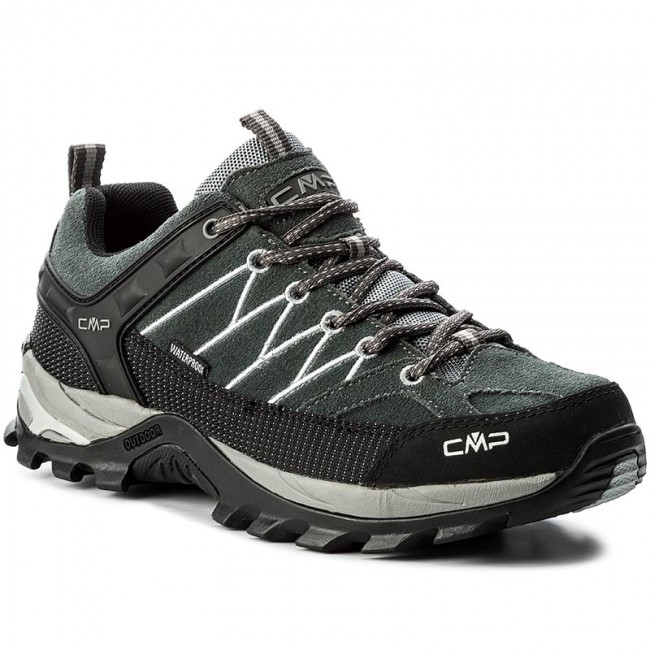 Wp Grey Low 3q13247 Shoes Trekking Rigel De Chaussures mineral 722p Grey Cmp XiTPkZuO