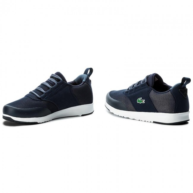 32spw0104003 R ight Nvy Sneakers L 7 Spw Lacoste 316 PXuOikZ