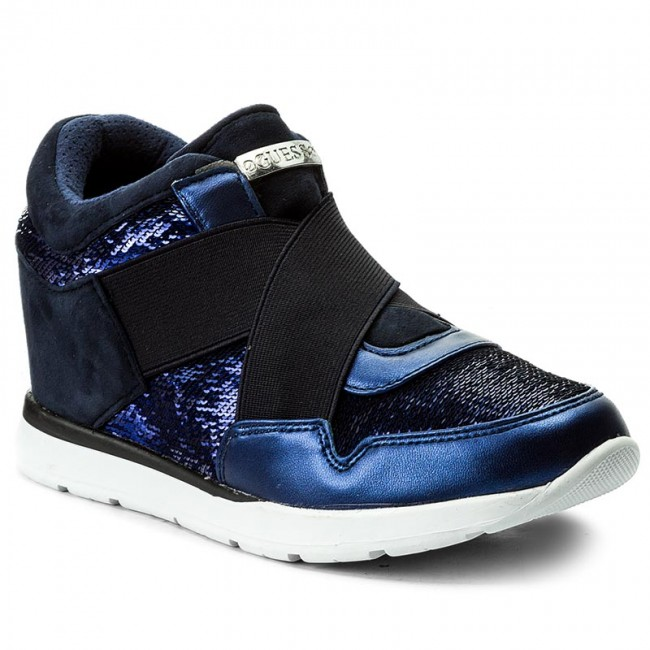 Sneakers GUESS Laylow FLLAY4 FAB12 NAVY