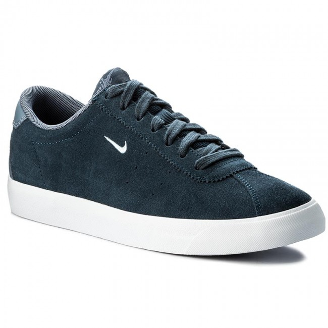 Chaussures NIKE Match Classic Suede 844611 404 Armory NavyLt Armory Blue