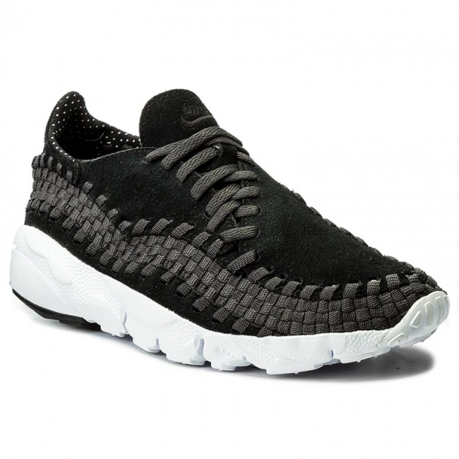 Chaussures NIKE Air Footscape Woven Nm 875797 001 BlackBlackAnthraciteWhite