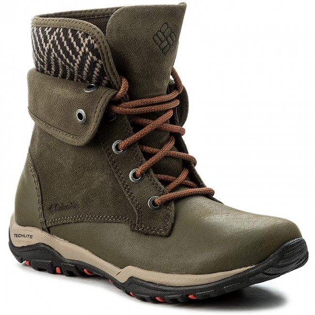Columbia Chaussure ATS Trail LF92 BM2761 464 Chaussures et