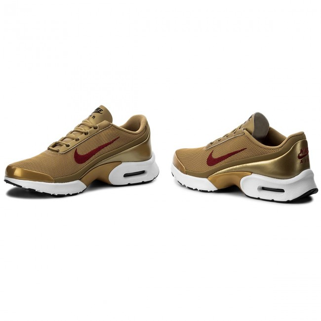 Chaussures NIKE Air Max Jewell QS 910313 700 Metallic GoldVarsity Red