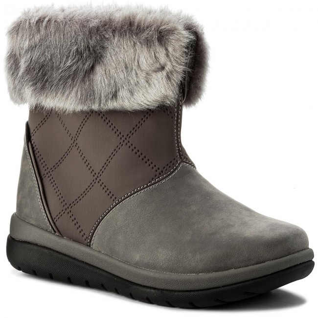 Bottines 261286784 Grey Cabrini Dark Clarks Reef hdxtsrQC