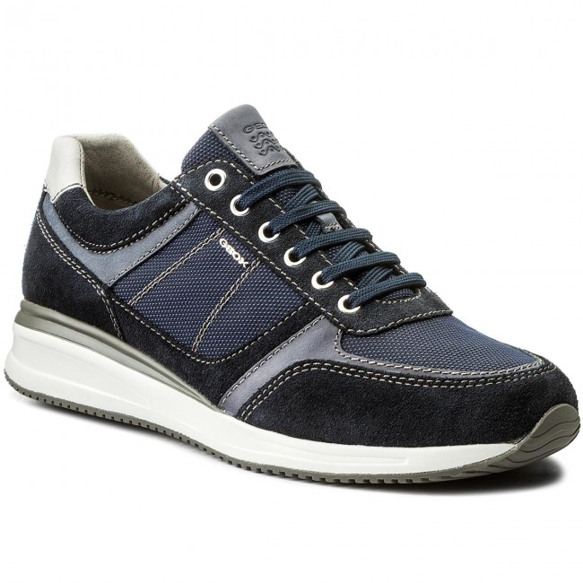 Sneakers GEOX U Dennie B U620GB 02211 C4002 Navy