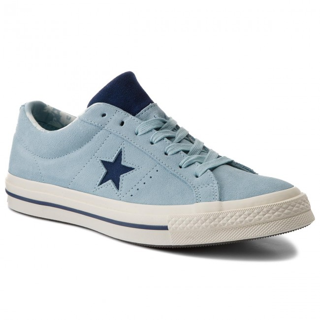 Rose Glow blanc Chaussures One Star Converse One Star