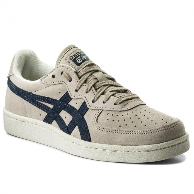 cfe4ba72f8dc Sneakers ASICS - ONITSUKA TIGER Gsm D5K1L Feather Grey/Dark Blue 1249 -  Sneakers - Chaussures basses - Femme - chaussures.fr