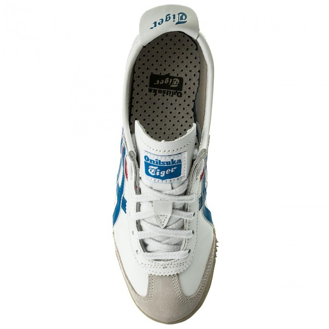 Tiger Mexico Onitsuka 0146 Sneakers Dl408 Asics 66 White blue EDH29IW