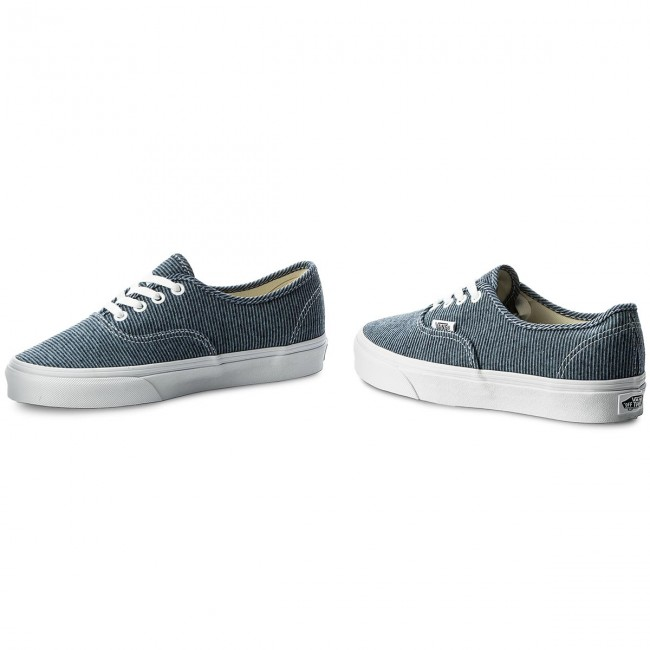 Chaussure Basse VANS Authentic Faded Denim True White Homme