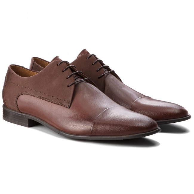 Chaussures basses GINO ROSSI - Chiasso MPV873-V10-0125-3337-0 88/92 - Soirée - Chaussures basses - Homme