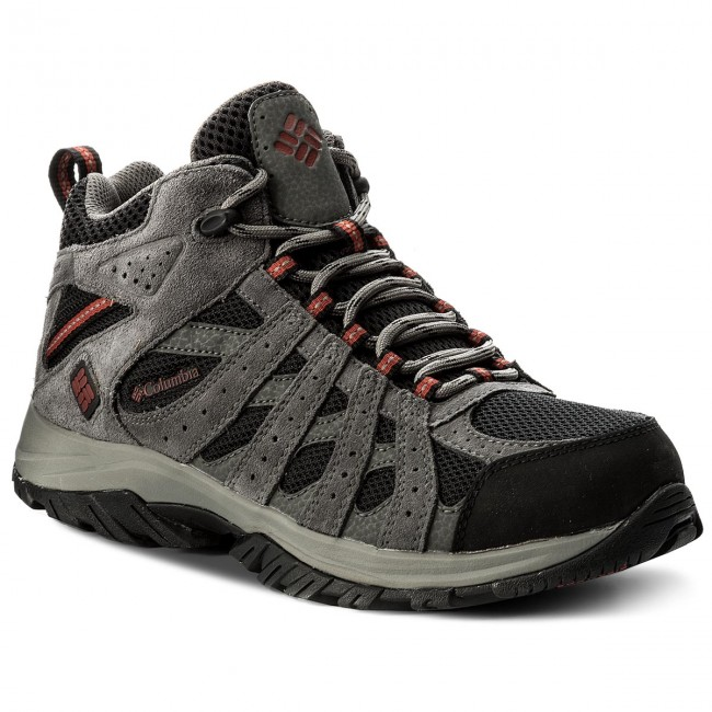 Chaussures de trekking COLUMBIA Canyon Point Mid Waterproof YM5415 BlackGypsy 010
