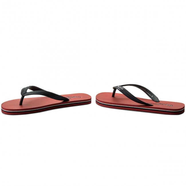 1 Pepe Jeans 2 Tongs Red 220 Pms70052 Swimming Factory qSUpVGzM