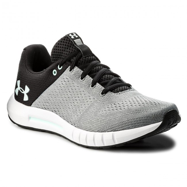 Chaussures UNDER ARMOUR Ua W Micro G Pursuit 3000101 106 Gry