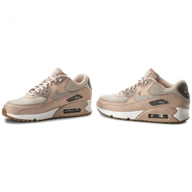 Chaussures NIKE Wmns Air Max 90 325213 206 Particle BeigeMoon Particle
