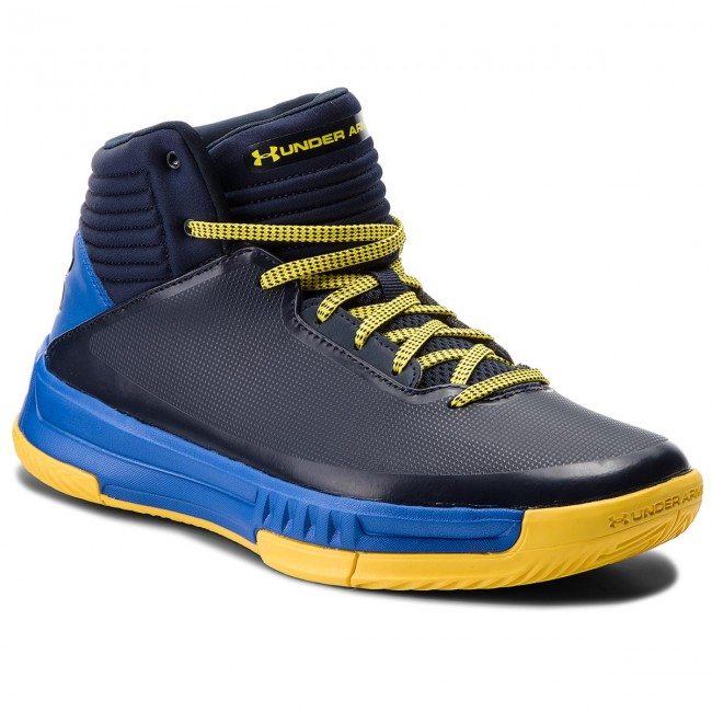 Chaussures UNDER ARMOUR Ua Lockdown 2 1303265 401 Nvy