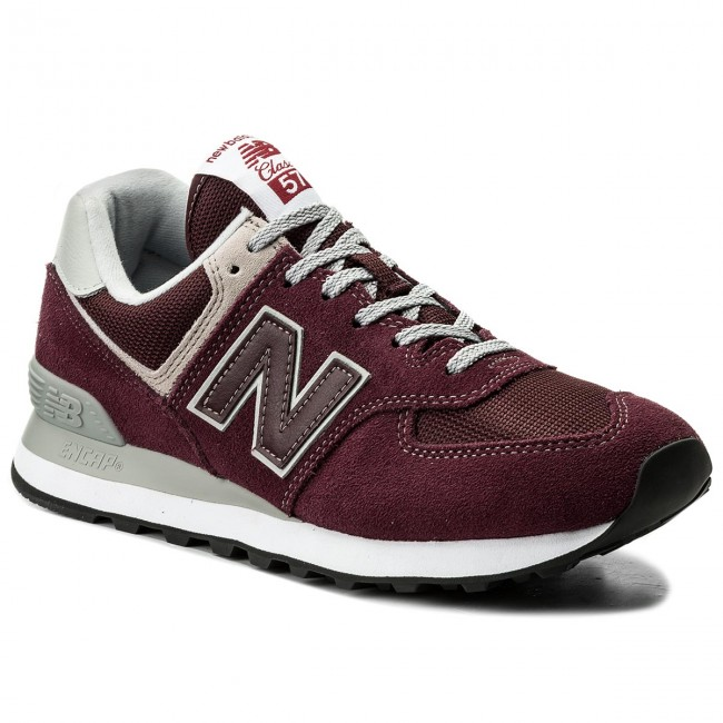 new balance homme bordeaux
