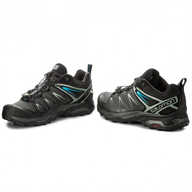 2c3f178d7dad Chaussures de trekking SALOMON - X Ultra 3 402862 27 M0 Phantom/Black/ Hawaiian