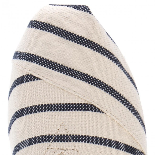 Basses White Toms navy Chaussures Classic 10011860 mN8n0w