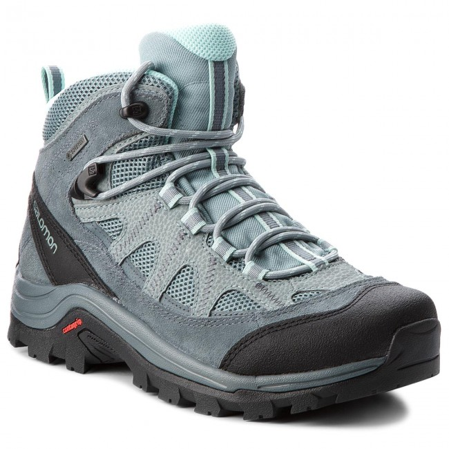 eggshell Blue Authentic Weather 404644 Gore Lead Salomon Ltr Gtx V0 Chaussures Trekking De 21 stormy W tex 4A5RLqc3j