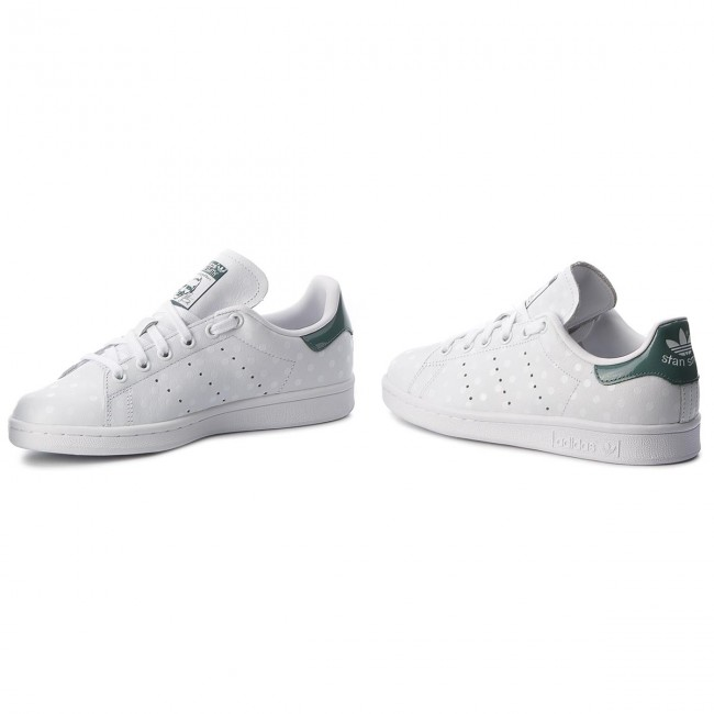 Chaussures adidas Stan Smith W B41624 FtwwhtFtwwhtRawgrn