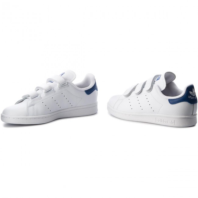 Chaussures adidas Stan Smith Cf S80042 FtwwhtFtwwhtCroyal