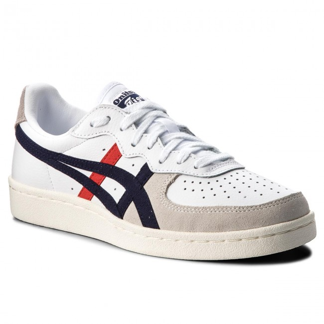 9413d7d159e9 Sneakers ASICS - ONITSUKA TIGER Gsm D5K2Y White/Peacoat 100 - Sneakers -  Chaussures basses - Femme - chaussures.fr