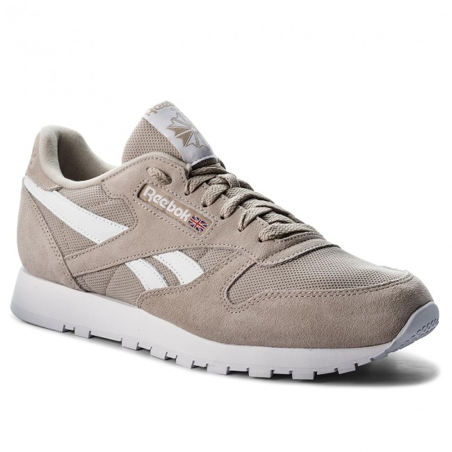Chaussures Reebok Cl Leather Mu CN5016 ParchmentWhite