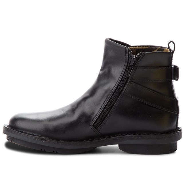 Bottines London Ficofly Fly P210968000 Black WED92HIY
