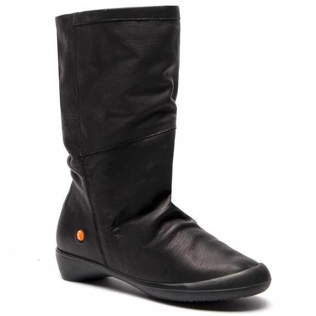 Smooth P900485000 Bottines Bottines Softinos Softinos Black UGzqSMVp